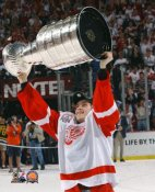 Pavel Datsyuk 2002 Stanley Cup 8x10 Photo