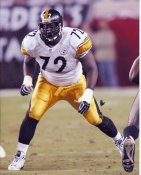 Wayne Gandy Pittsburgh Steelers 8x10 Photo