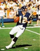 Stan Humphries San Diego Chargers 8X10 Photo