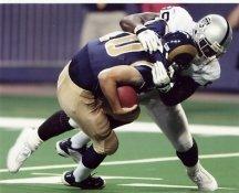 Delawrance Grant Oakland Raiders 8X10 Photo