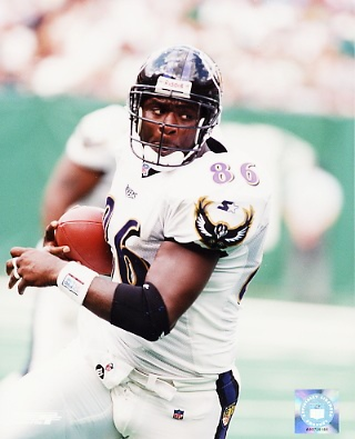 Eric Green Baltimore Ravens 8X10 Photo