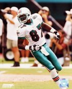 Yatil Green Miami Dolphins 8X10 Photo