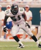 Kevin Hardy Jacksonville Jaguars 8X10 Photo