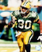 Raymont Harris Green Bay Packers 8X10 Photo