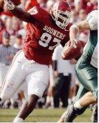 Tommie Harris Oklahoma Sooners 8X10 Photo