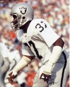 Lester Hayes Oakland Raiders 8X10 Photo