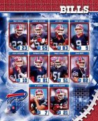 Buffalo 2006 Bills Team Composite 8X10 Photo