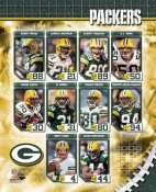Green_Bay 2006 Packers Team Composite 8X10 Photo