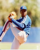 Dwight Gooden LIMITED STOCK New York Mets 8X10 Photo