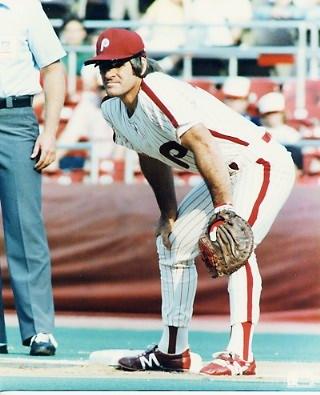 Pete Rose Philadelphia Phillies 8X10 Photo