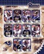 SL 2006 Rams Team Composite 8X10 Photo