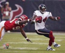 Eric Moulds Houston Texans 8X10 Photo