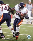 Thomas Jones Chicago Bears 8X10 Photo