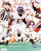 Warrick Holdman Chicago Bears 8X10 Photo