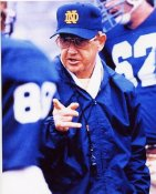 Lou Holtz Notre Dame Coach 8X10 Photo