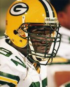 Cletidus Hunt Green Bay Packers 8X10 Photo