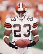 James Jackson Cleveland Browns 8X10 Photo