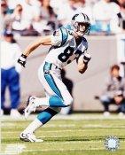 Patrick Jeffers Carolina Panthers 8X10 photo