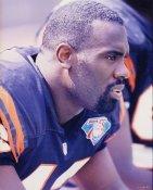 Bob Johnson Cincinnati Bengals 8X10 photo