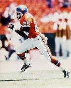 Darius Johnson Denver Broncos 8X10 photo
