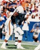 Trevor Johnson Cleveland Browns 8X10 Photo