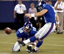 Jay Feely New York Giants 8X10 Photo