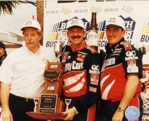 Dale Jarrett LIMITED STOCK Daytona Busch 1996 Winner 8X10 Photo
