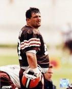 John Jurkovic Cleveland Browns 8X10 photo