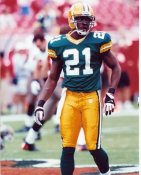 Bhawoti Jue Green Bay Packers 8X10 photo
