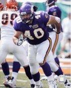 Jim Kleinsasser Minnesota Vikings 8X10 Photo