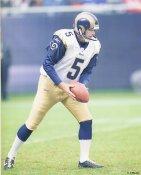 Sean Landeta St. Louis Rams 8X10 Photo