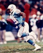 Darryll Lewis Houston Oilers 8X10 Photo