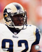 Damione Lewis St. Louis Rams 8X10 Photo