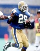 Curtis Martin Pittsburgh Panthers 8X10 Photo