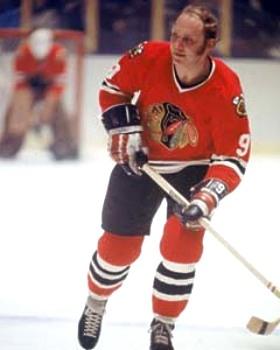 Bobby Hull Chicago Blackhawks 8x10 Photo