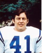 Tom Matte Indianapolis Colts 8X10 Photo