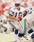 Dan McGwire Seattle Seahawks 8X10 Photo