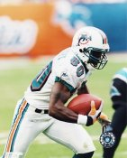 James McKnight Miami Dolphins 8X10 Photo