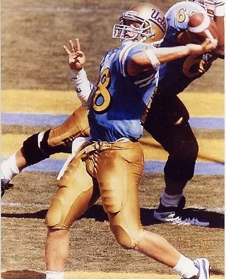 Cade McNown UCLA 8X10 Photo