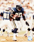 Natrone Means LIMITED STOCK San Diego Chargers 8X10 photo