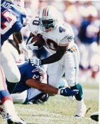 Irving Spikes Miami Dolphins 8X10 Photo