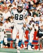 Pete Metzellers Carolina Panthers 8X10 Photo
