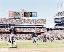 Frank Middleton Oakland Raiders 8X10 Photo
