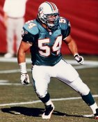 Zach Thomas Miami Dolphins 8X10 Photo