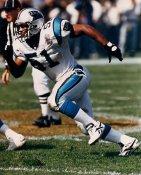 Sam Mills LIMITED STOCK Carolina Panthers 8X10 Photo