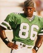 Johnny Mitchell New York Jets 8X10 Photo