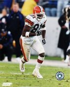 Quincy Morgan Cleveland Browns 8X10 Photo
