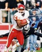 Sylvester Morris Kansas City Chiefs 8x10 Photo