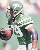 Adrian Murrell New York Jets 8X10 Photo