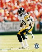 Chad Scott LIMITED STOCK Pittsburgh Steelers 8x10 Photo